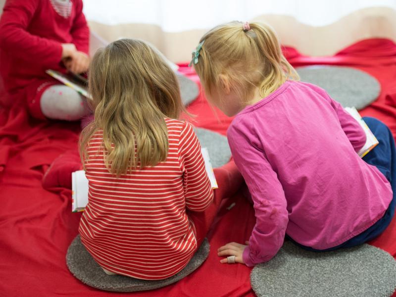 Bild zu Kinderbetreuung
