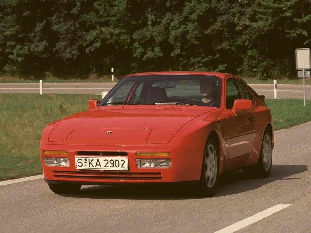 Bild zu Porsche 944 S2