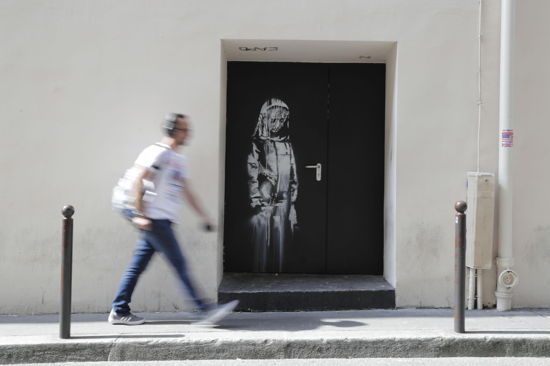 Bild zu Paris, Bataclan, Banksy