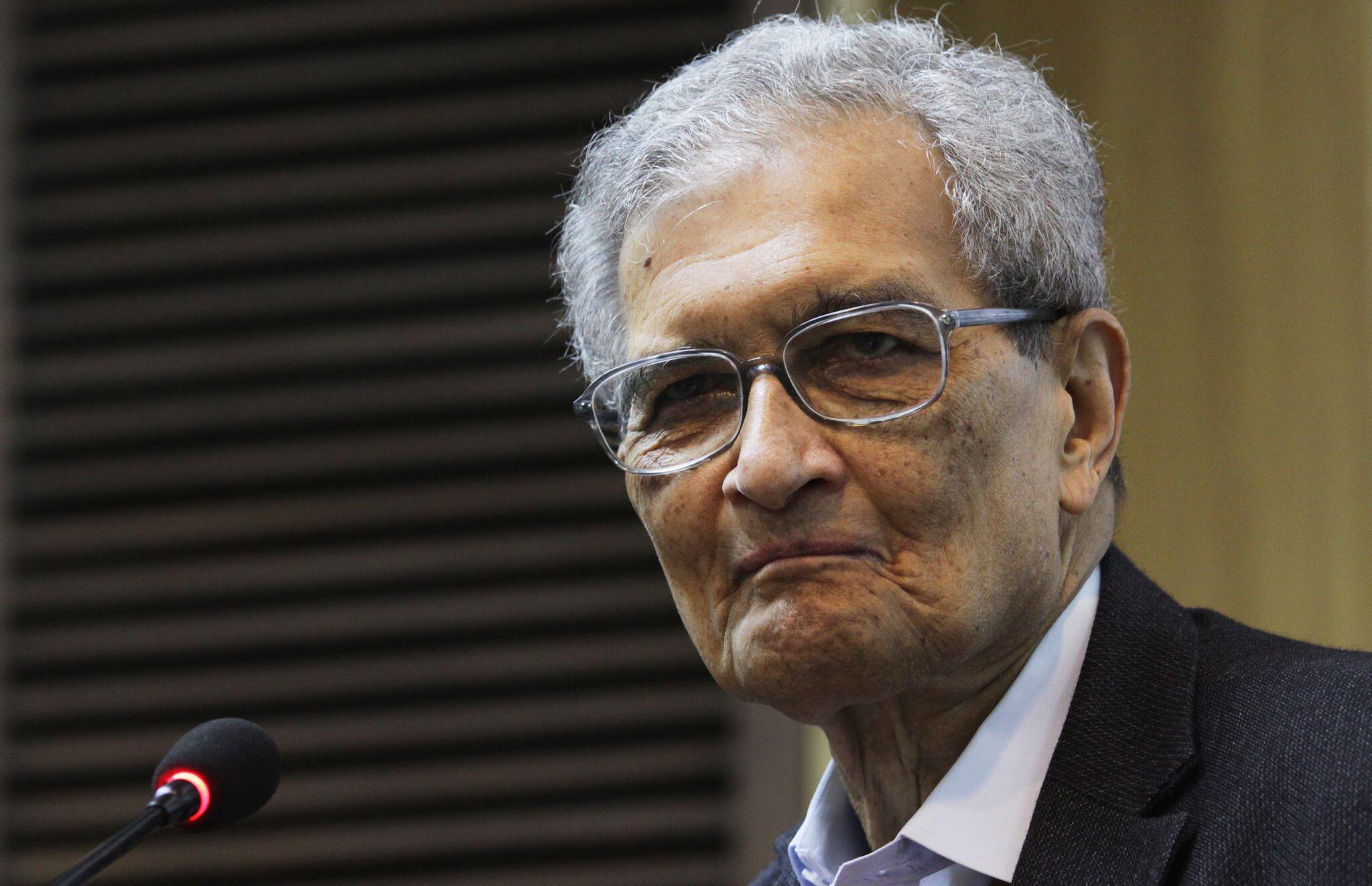 Bild zu Friedenspreis des Deutschen Buchhandels 2020 - Amartya Sen