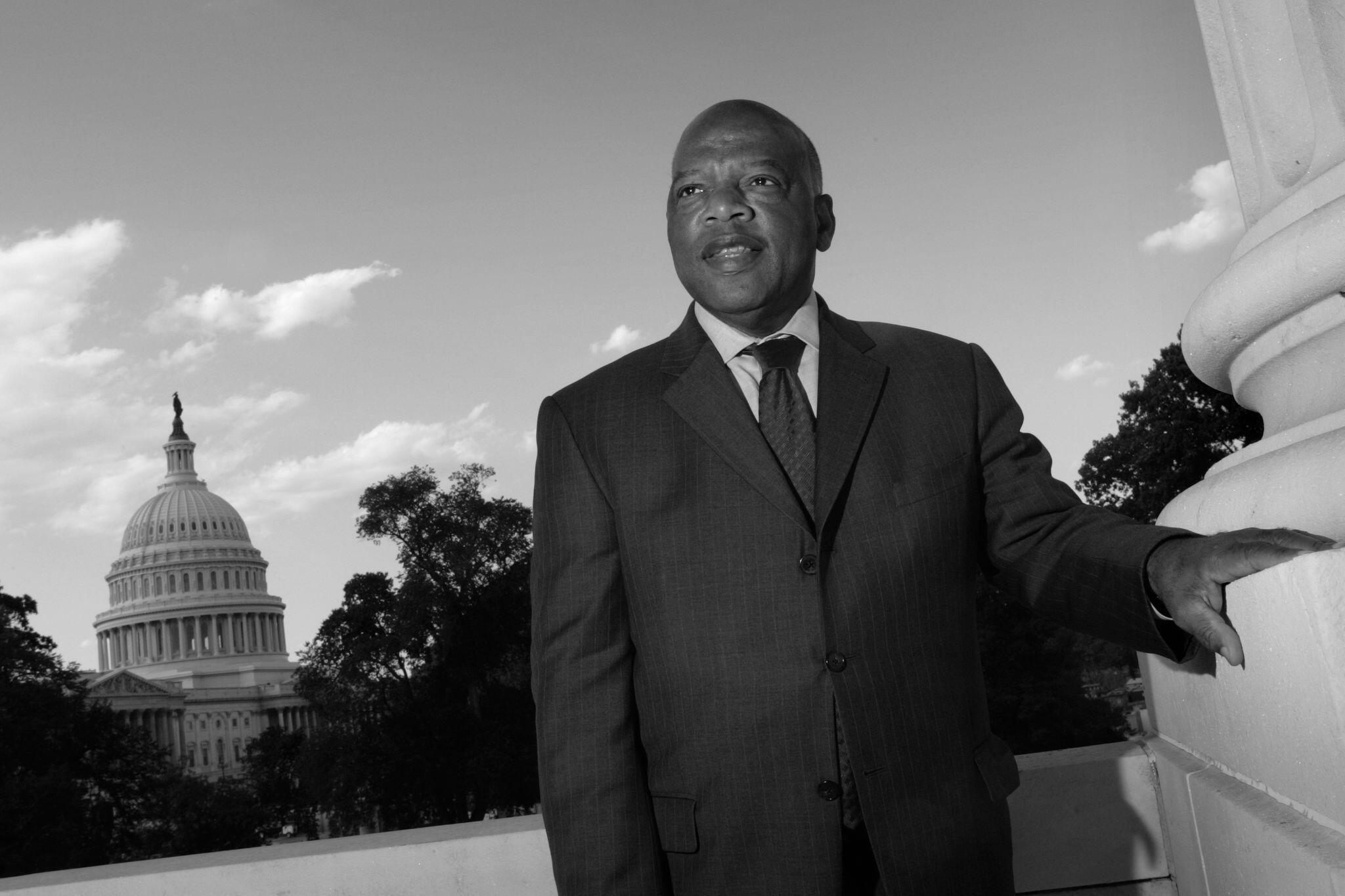 Bild zu US-Bürgerrechtler John Lewis gestorben