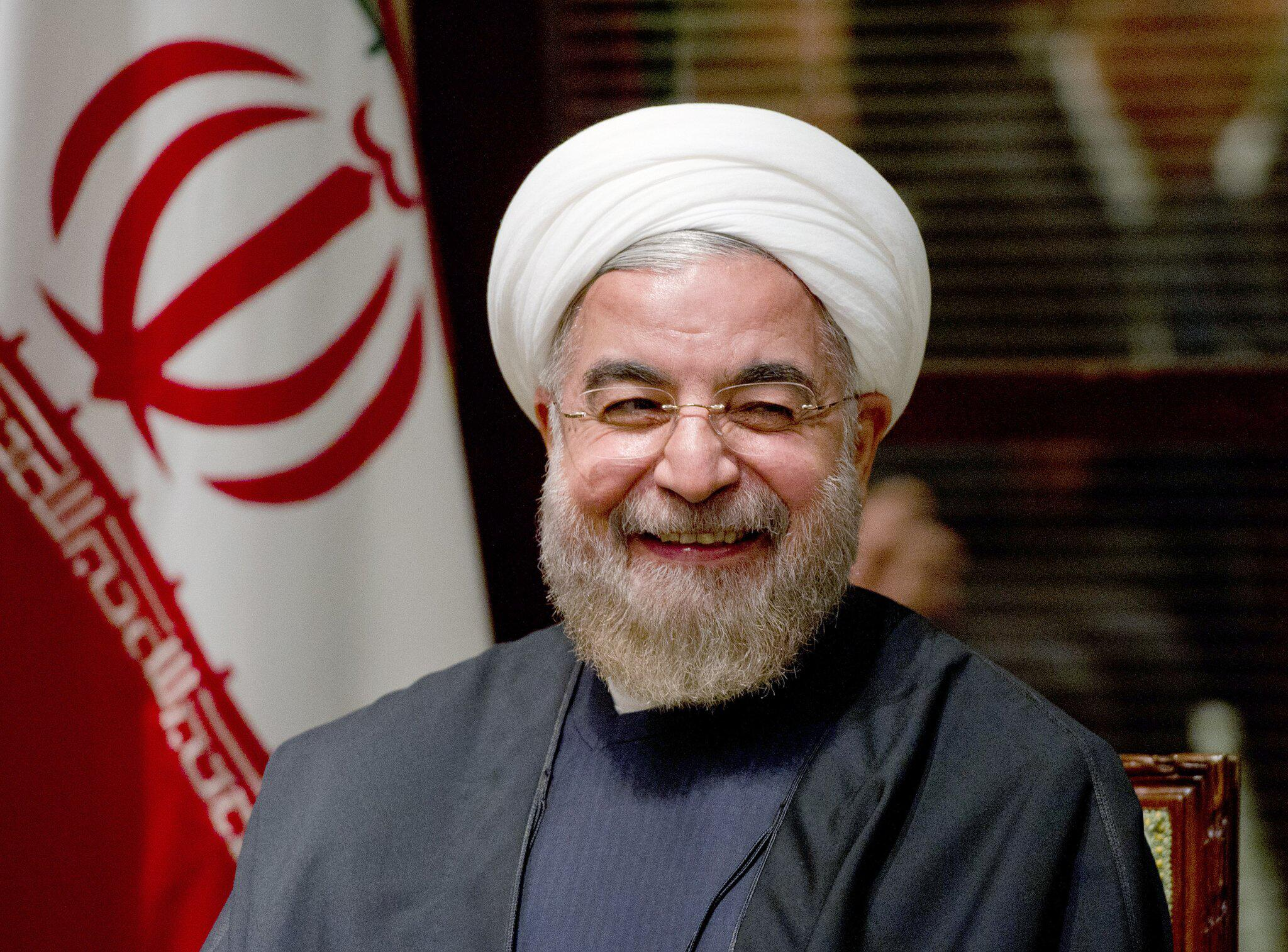 Bild zu Hassan Ruhani