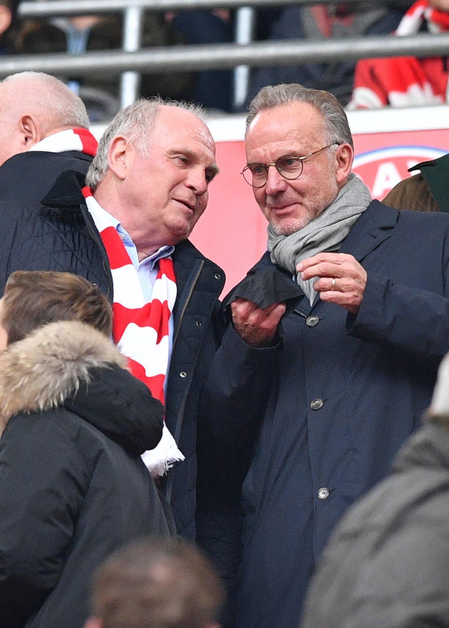 Bild zu Bayern München - SC Freiburg