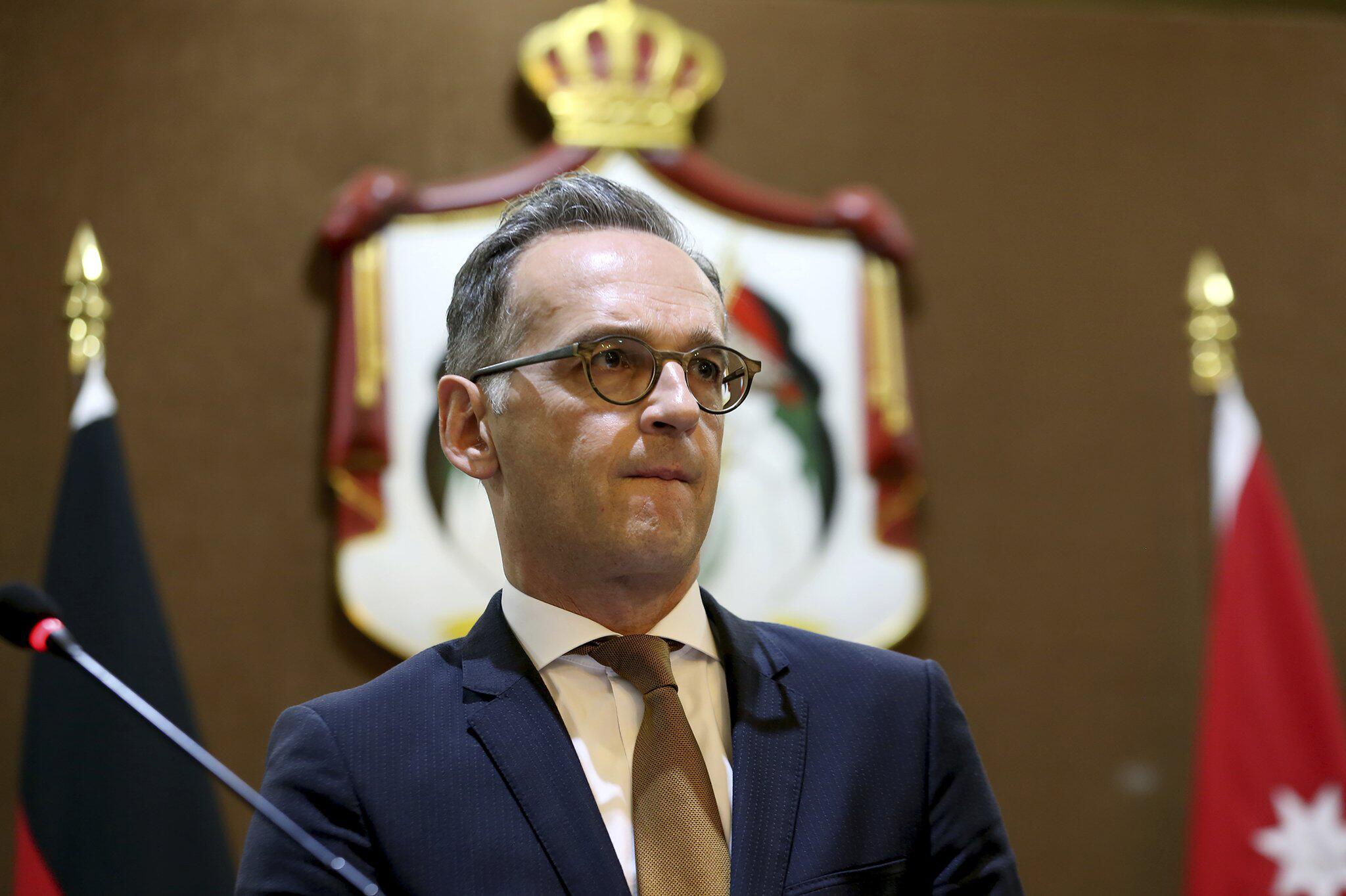 Bild zu Außenminister Maas in Jordanien