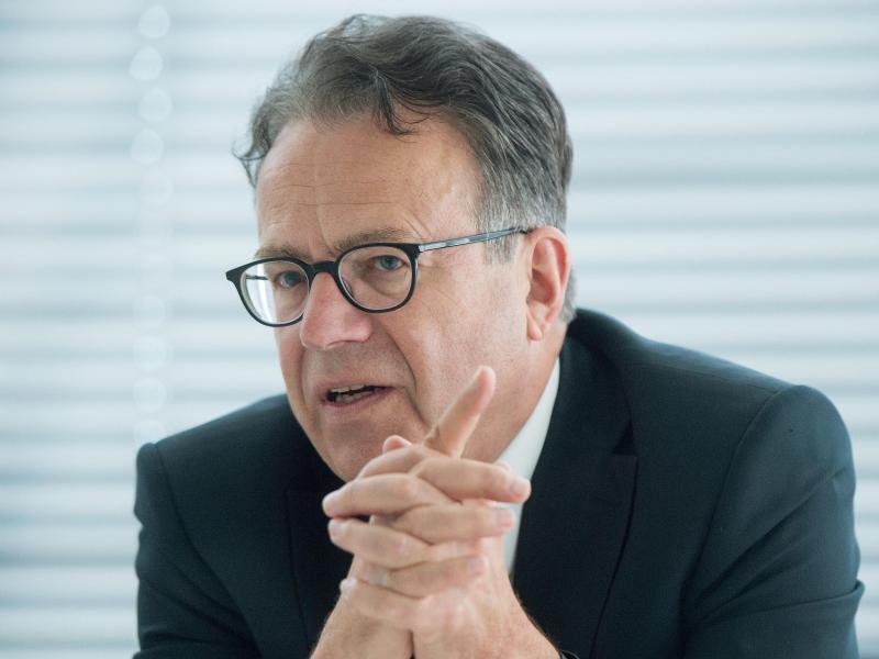 Bild zu Frank-Jürgen Weise