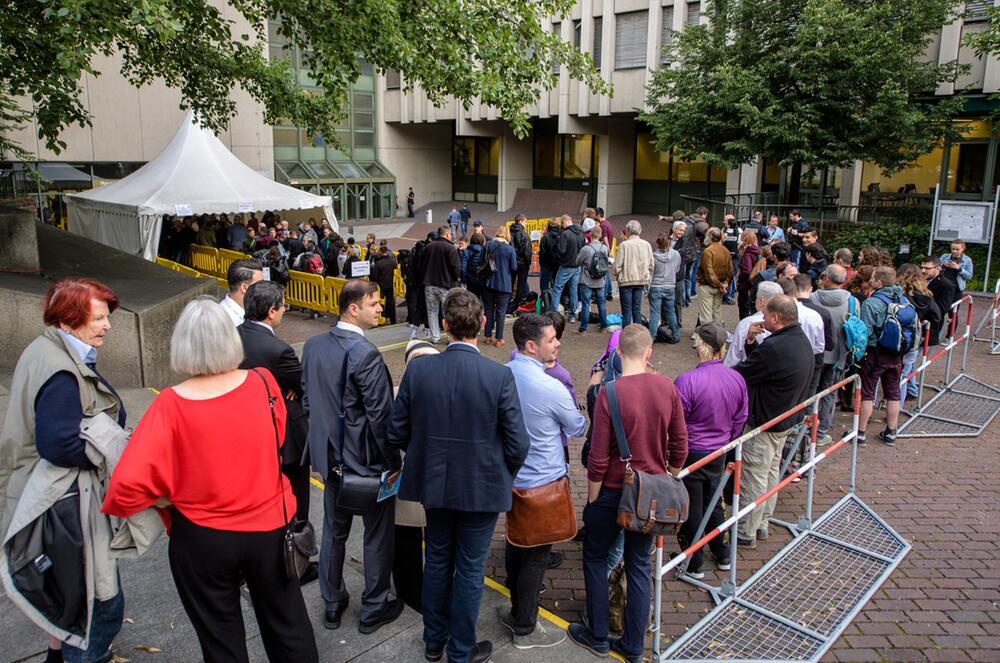 Urteil im NSU-Prozess vor dem Oberlandesgericht München