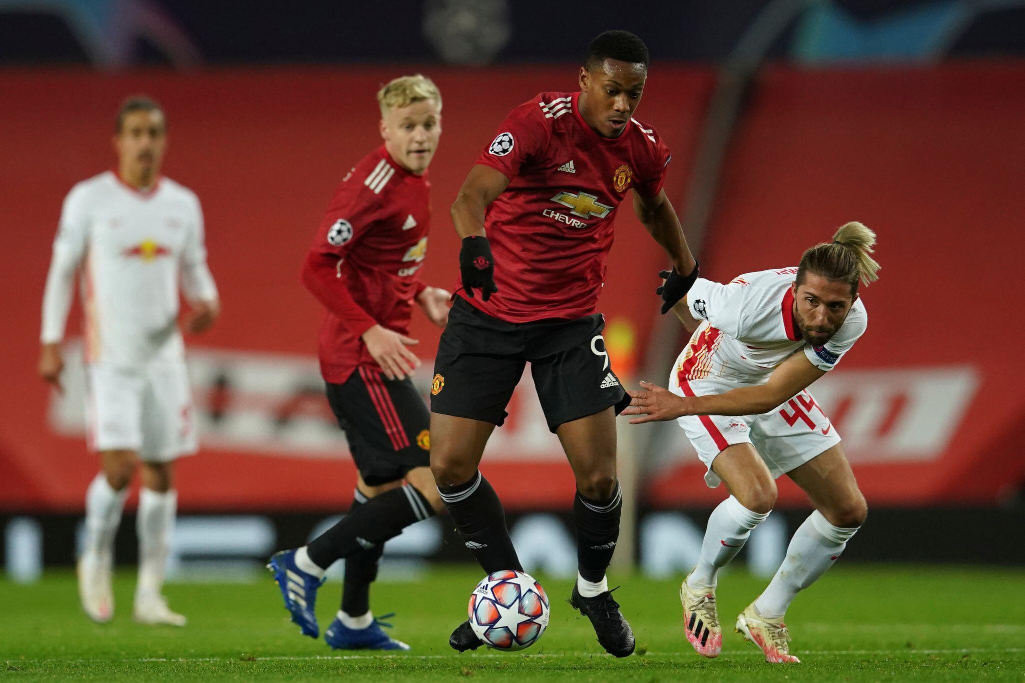 Bild zu Manchester United - RB Leipzig