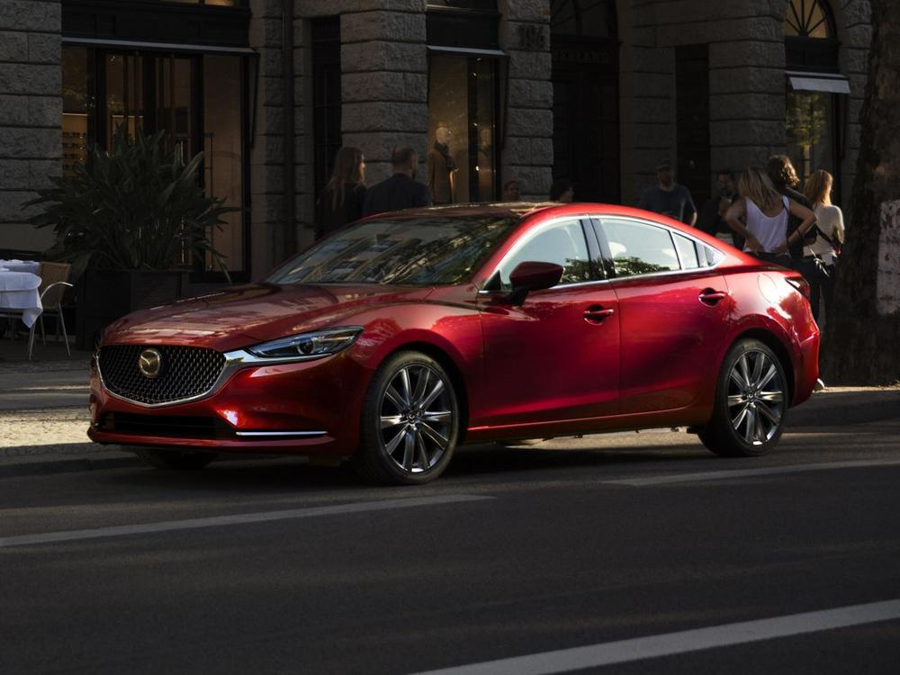 Bild zu Mazda6 Facelift