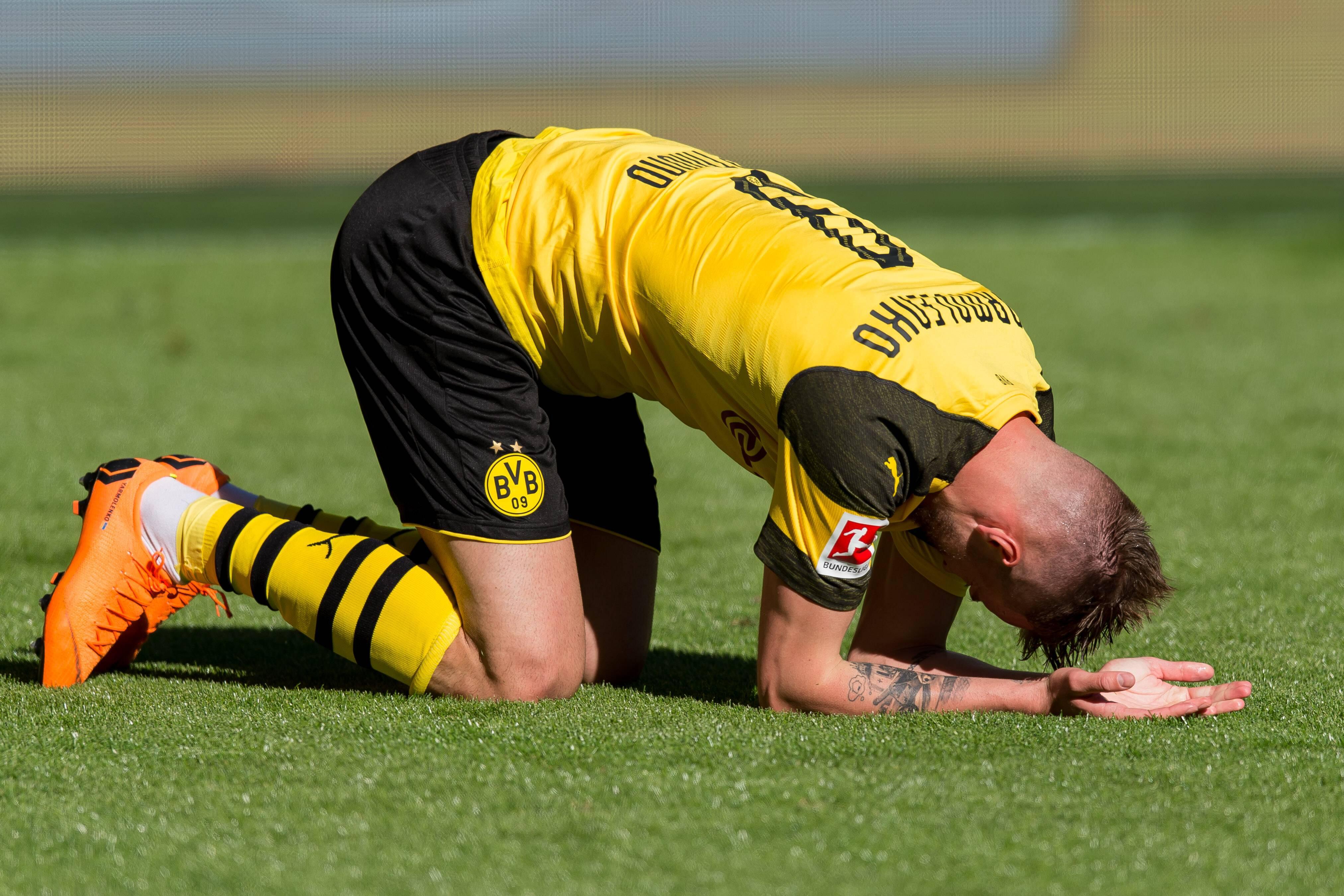 Bild zu Borussia Dortmund, BVB, Bundesliga, Krise