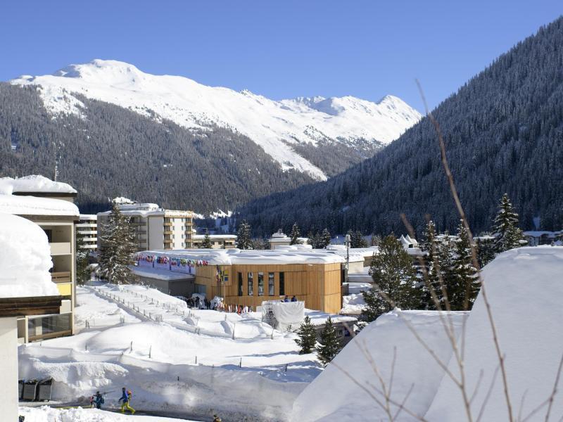 Bild zu Davos