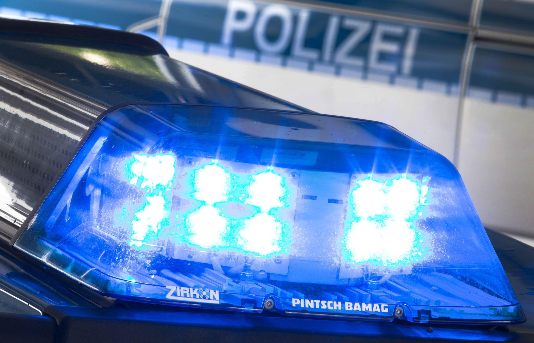 Bild zu Illustration Polizeieinsatz