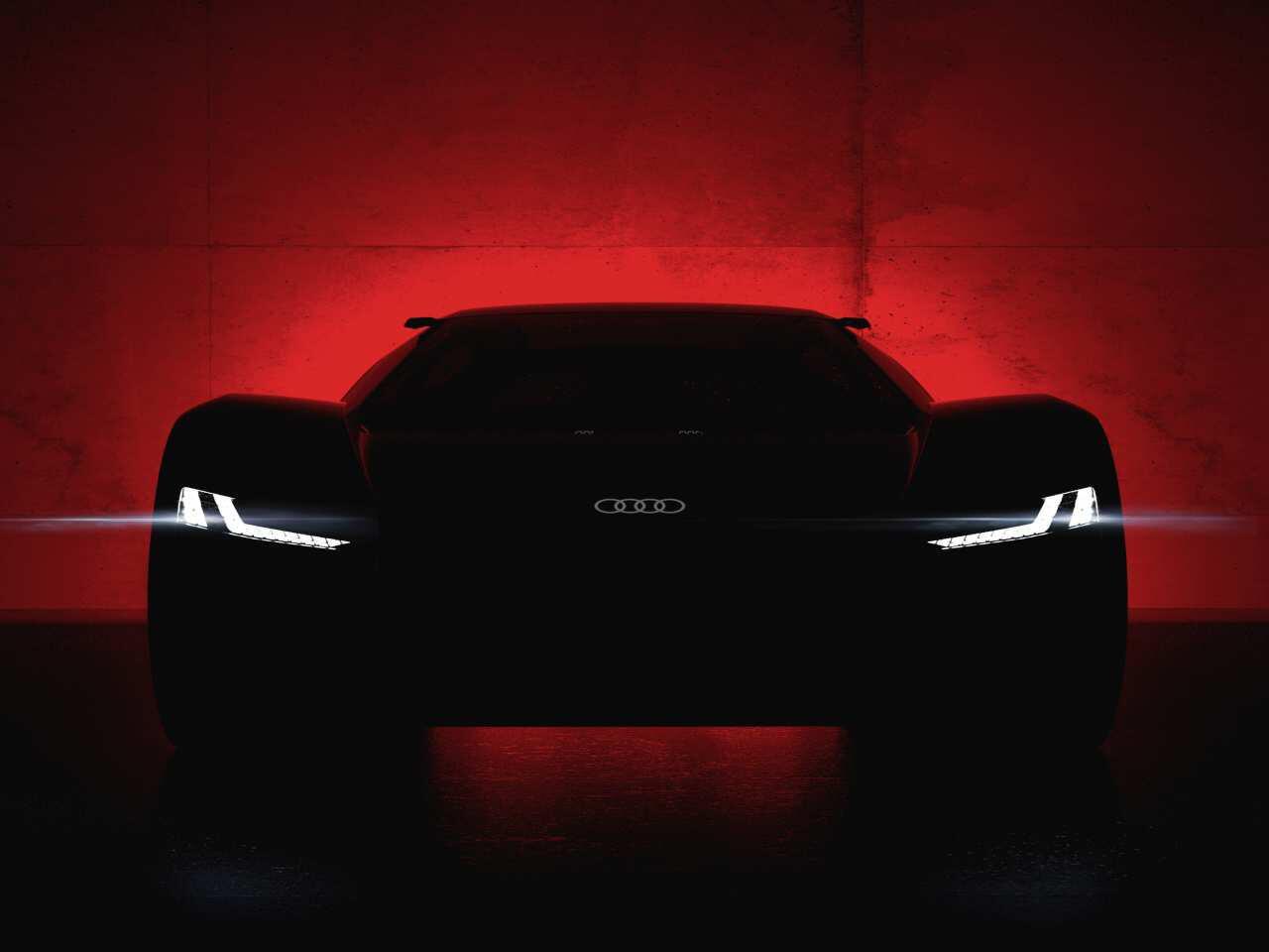Bild zu Audi PB 18 e-tron