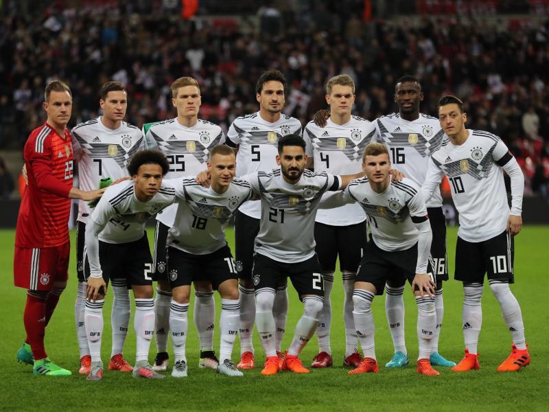 Bild zu Nationalmannschaft