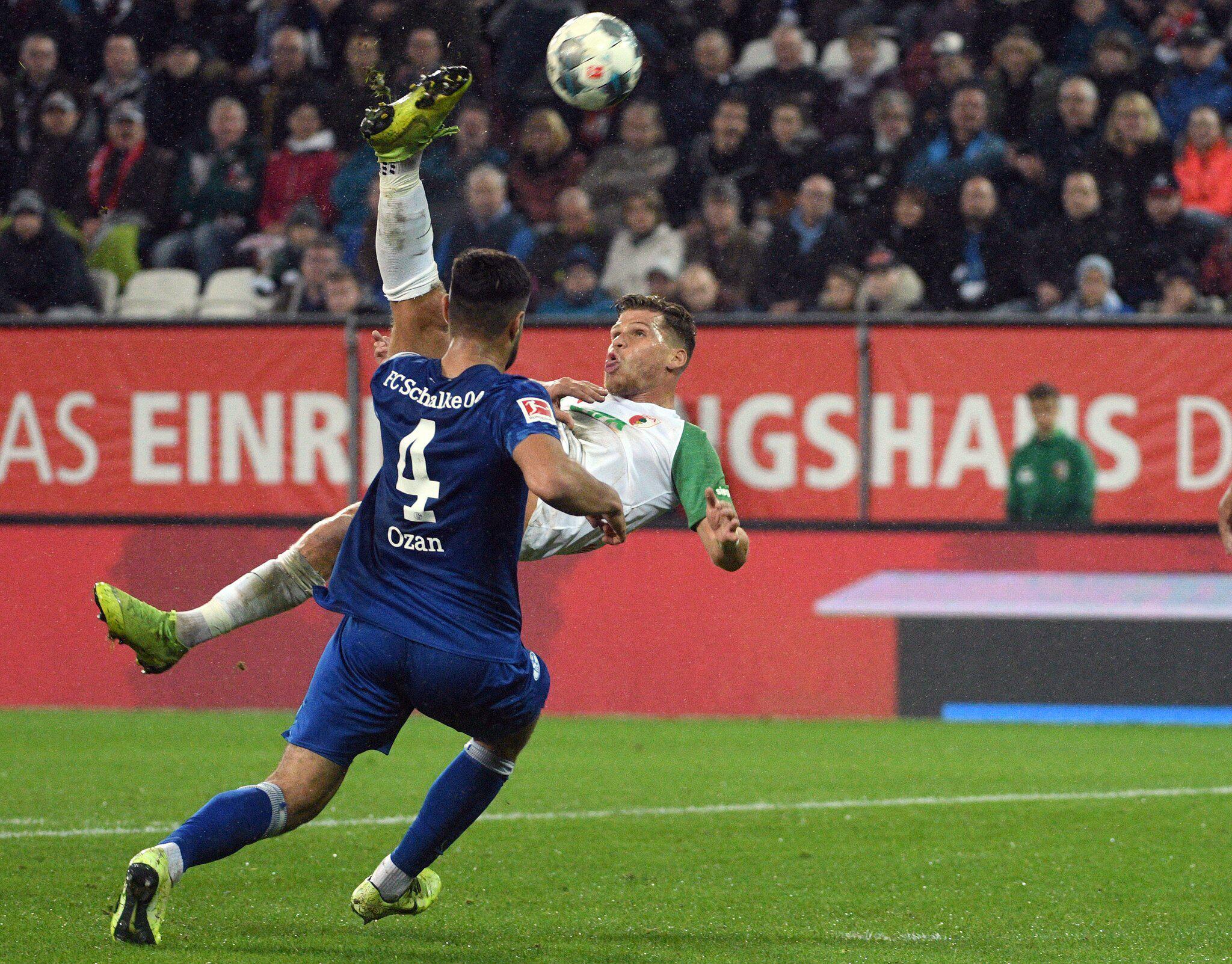 Bild zu FC Augsburg - FC Schalke 04