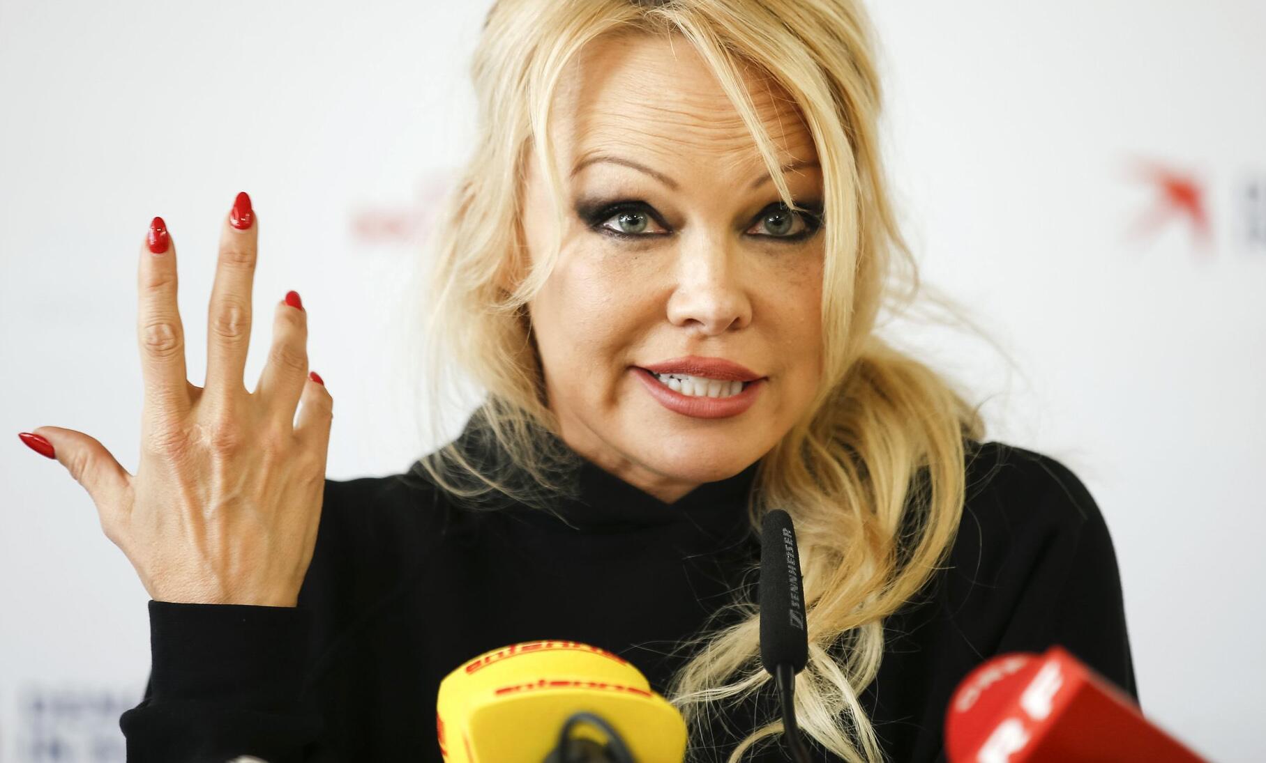 Bild zu Pamela Anderson
