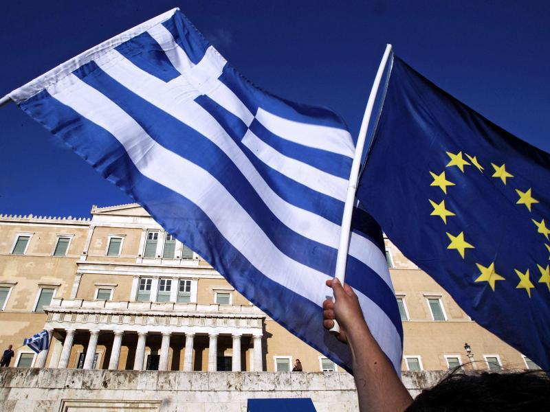 Bild zu Parlament in Athen