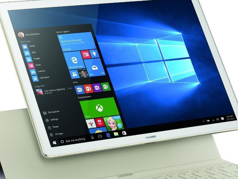 Bild zu Huawei Matebook
