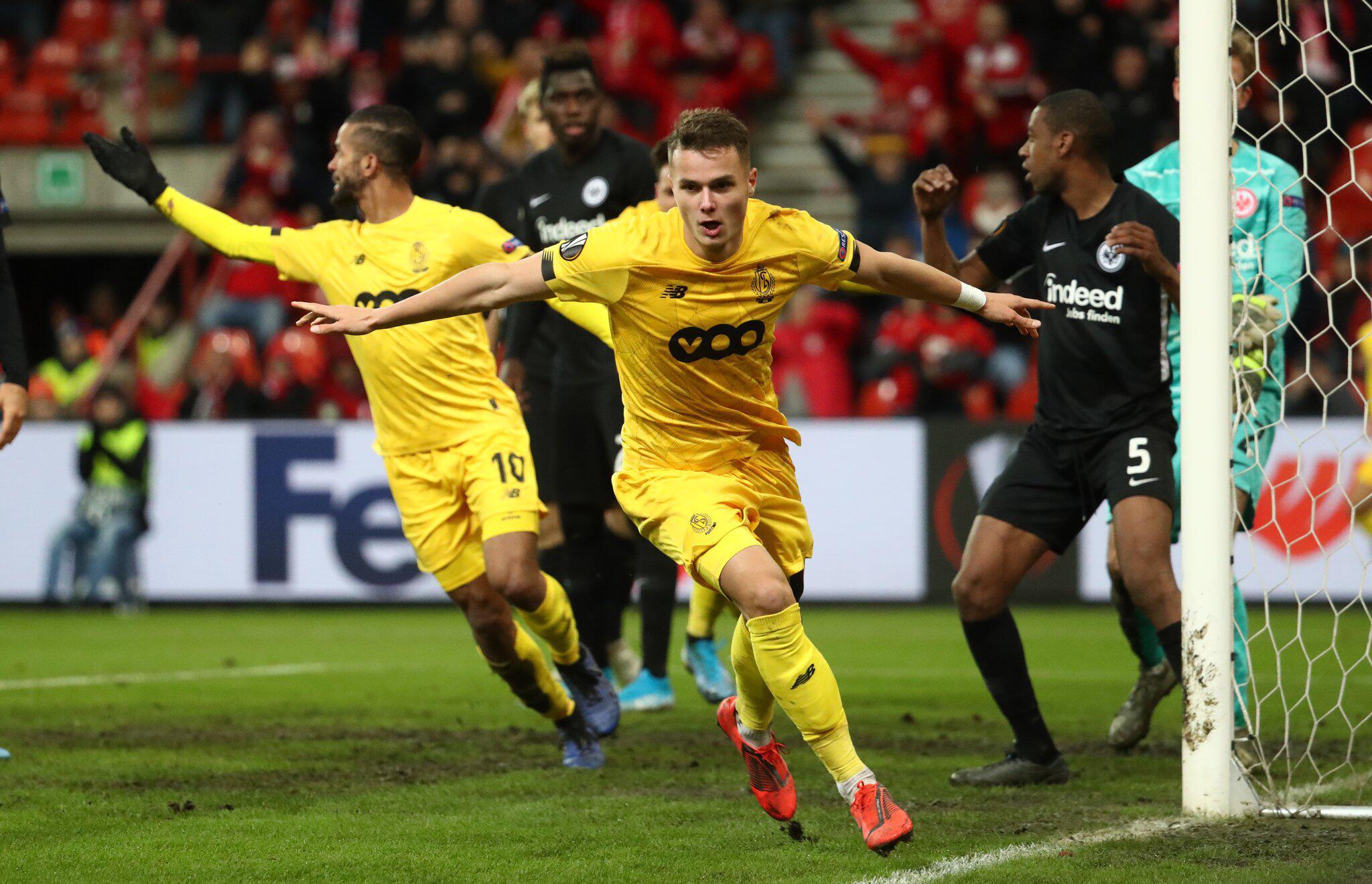 Bild zu Standard Lüttich - Eintracht Frankfurt
