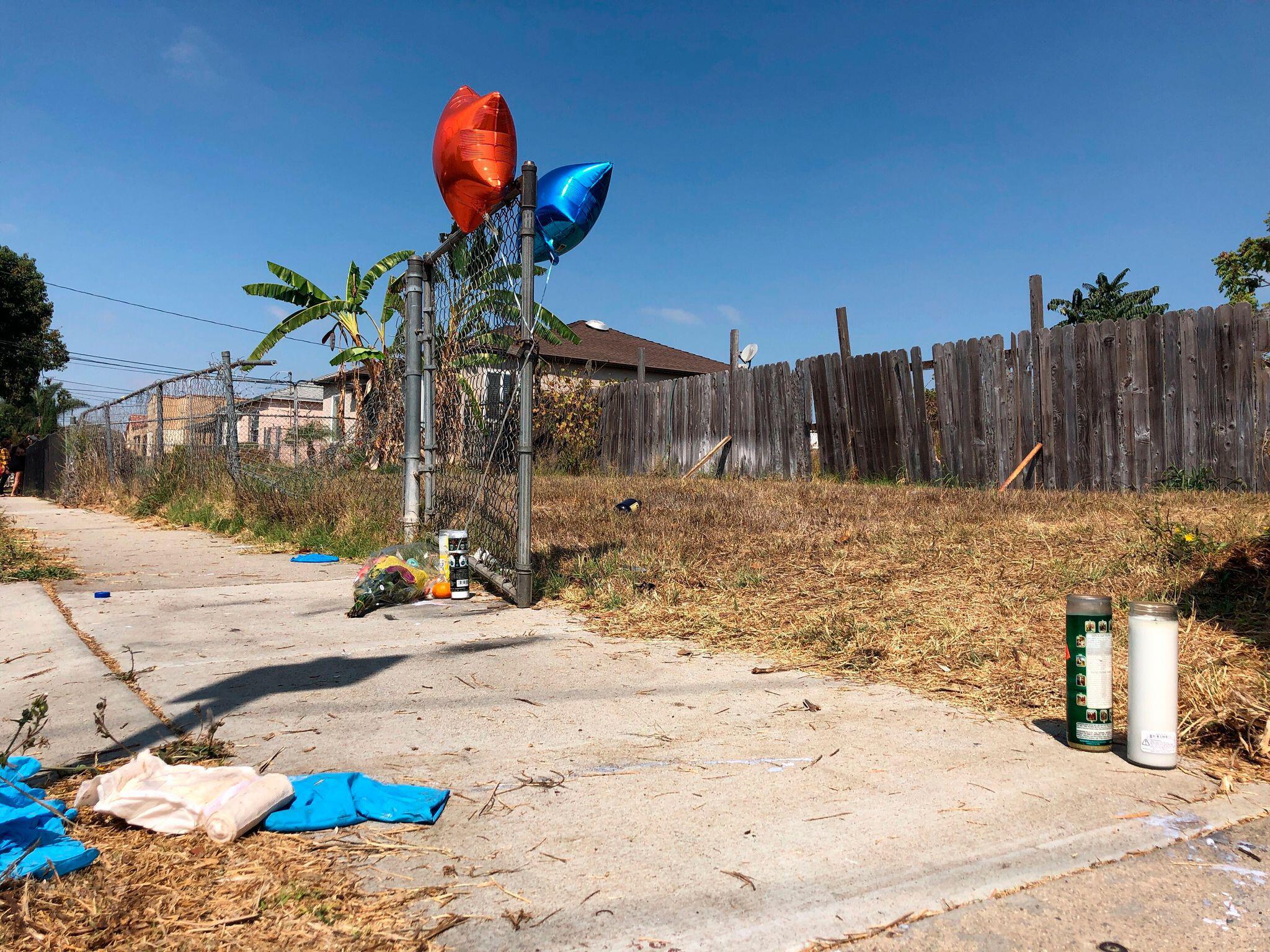 Bild zu Polizist erschießt in Kalifornien schwarzen Radfahrer
