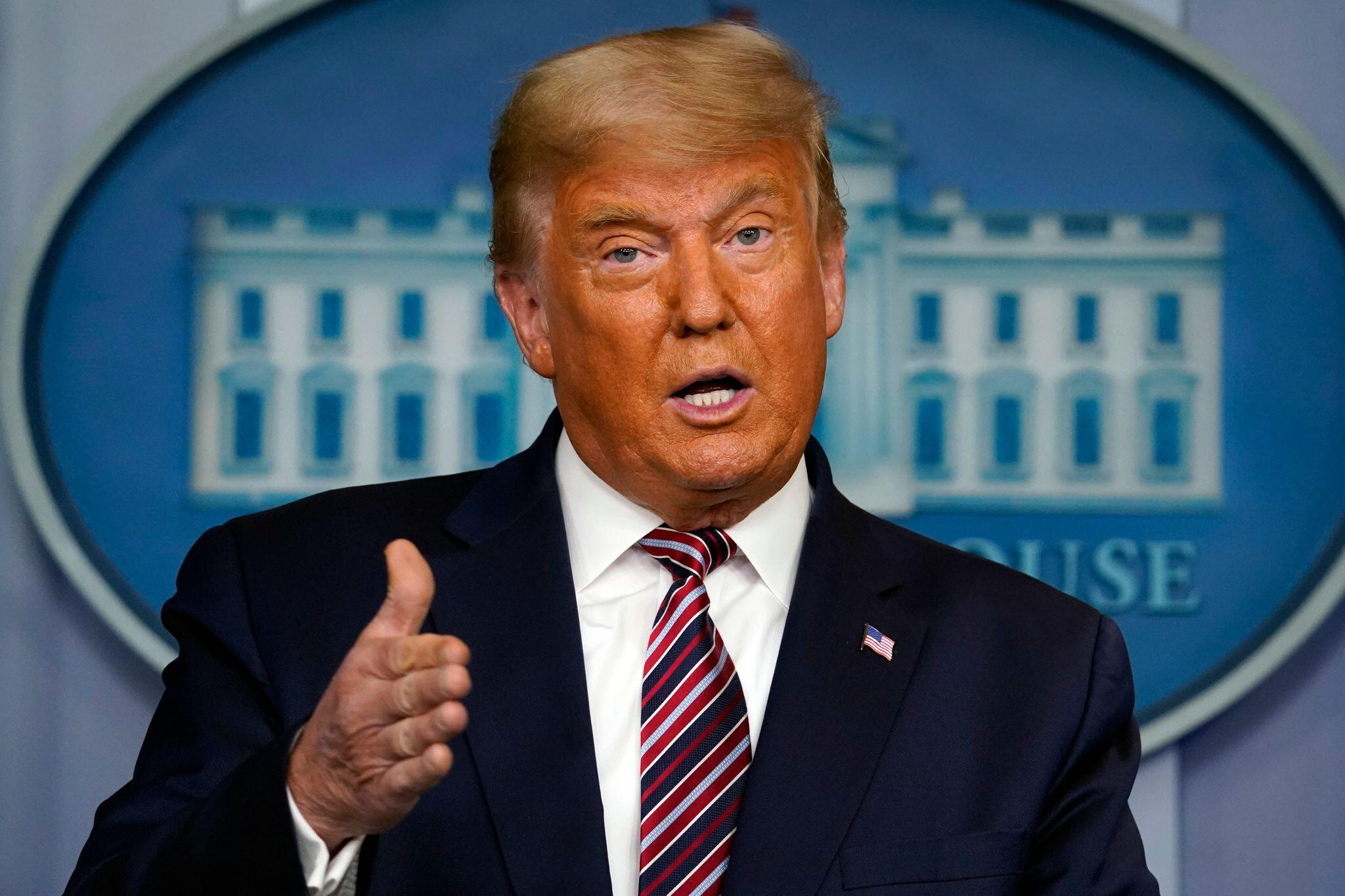 Bild zu Präsidentschaftswahlen in den USA - Trump
