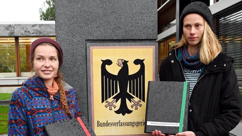 """Verfassungsbeschwerde, """"Containern"""""""