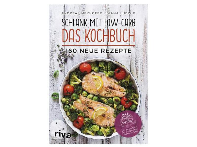 Bild zu «Schlank mit Low-Carb - Das Kochbuch»