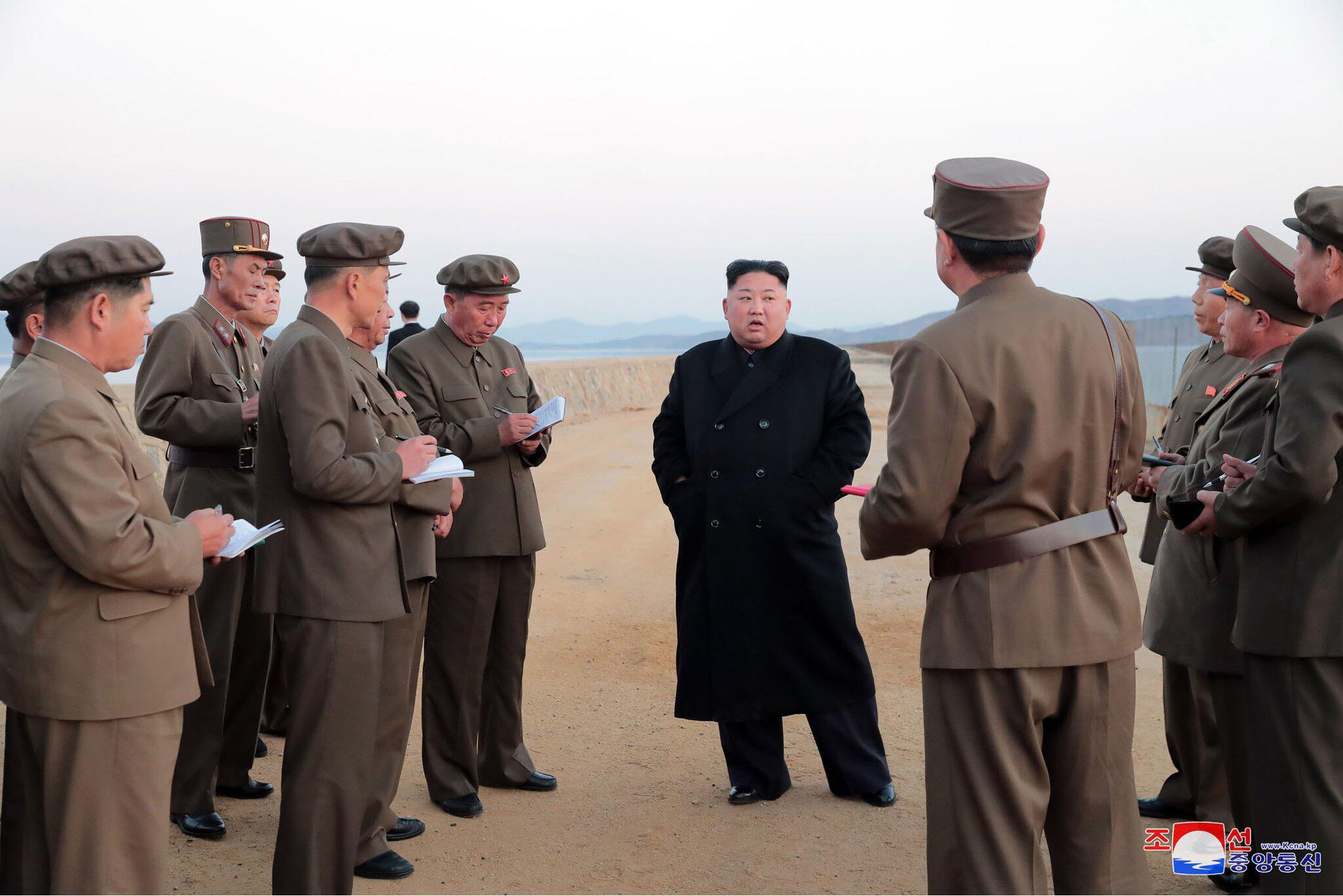 Bild zu Kim Jong Un - Nordkorea