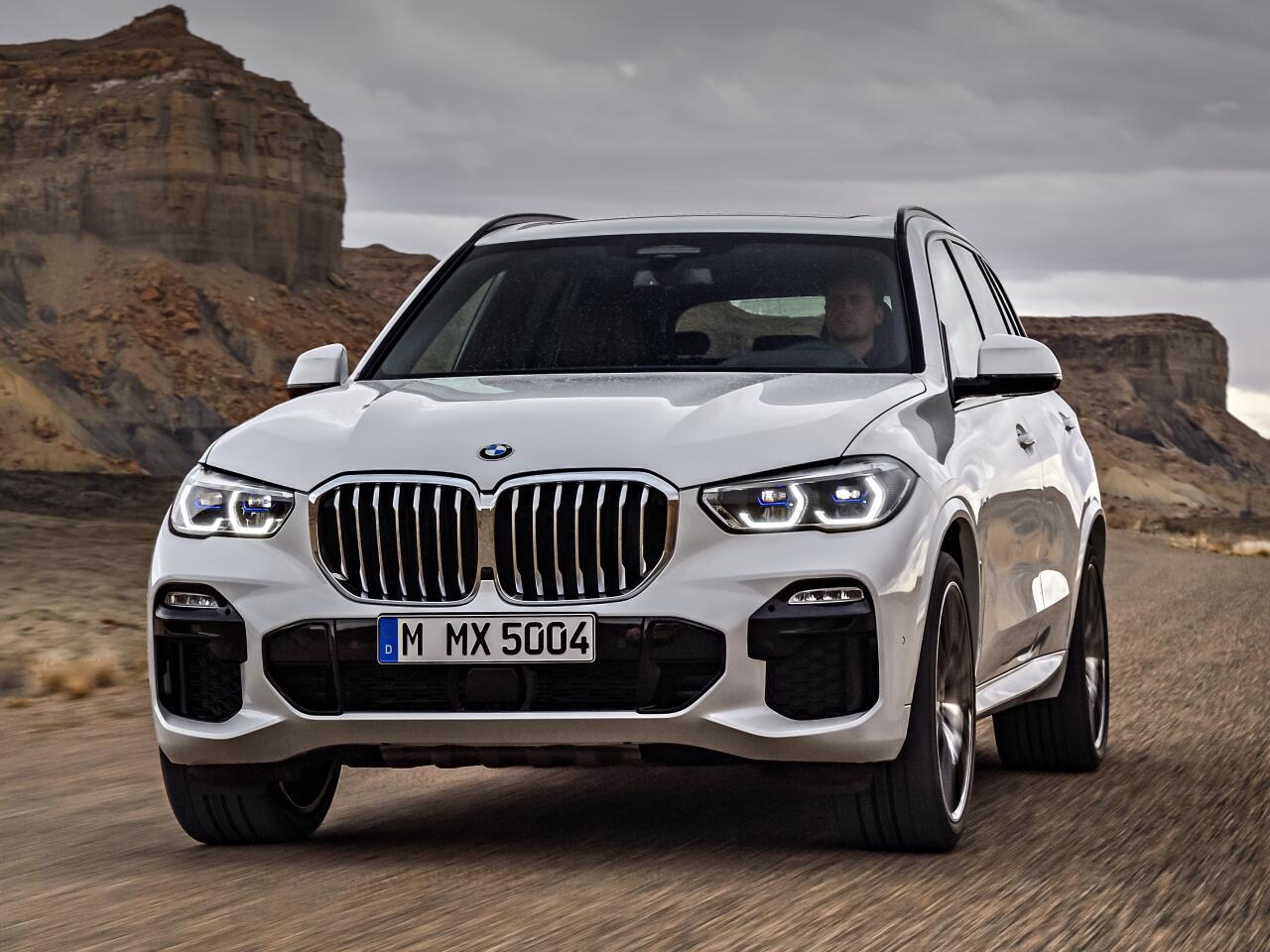 Bild zu Platz 6 - Modell: BMW X5 M50D