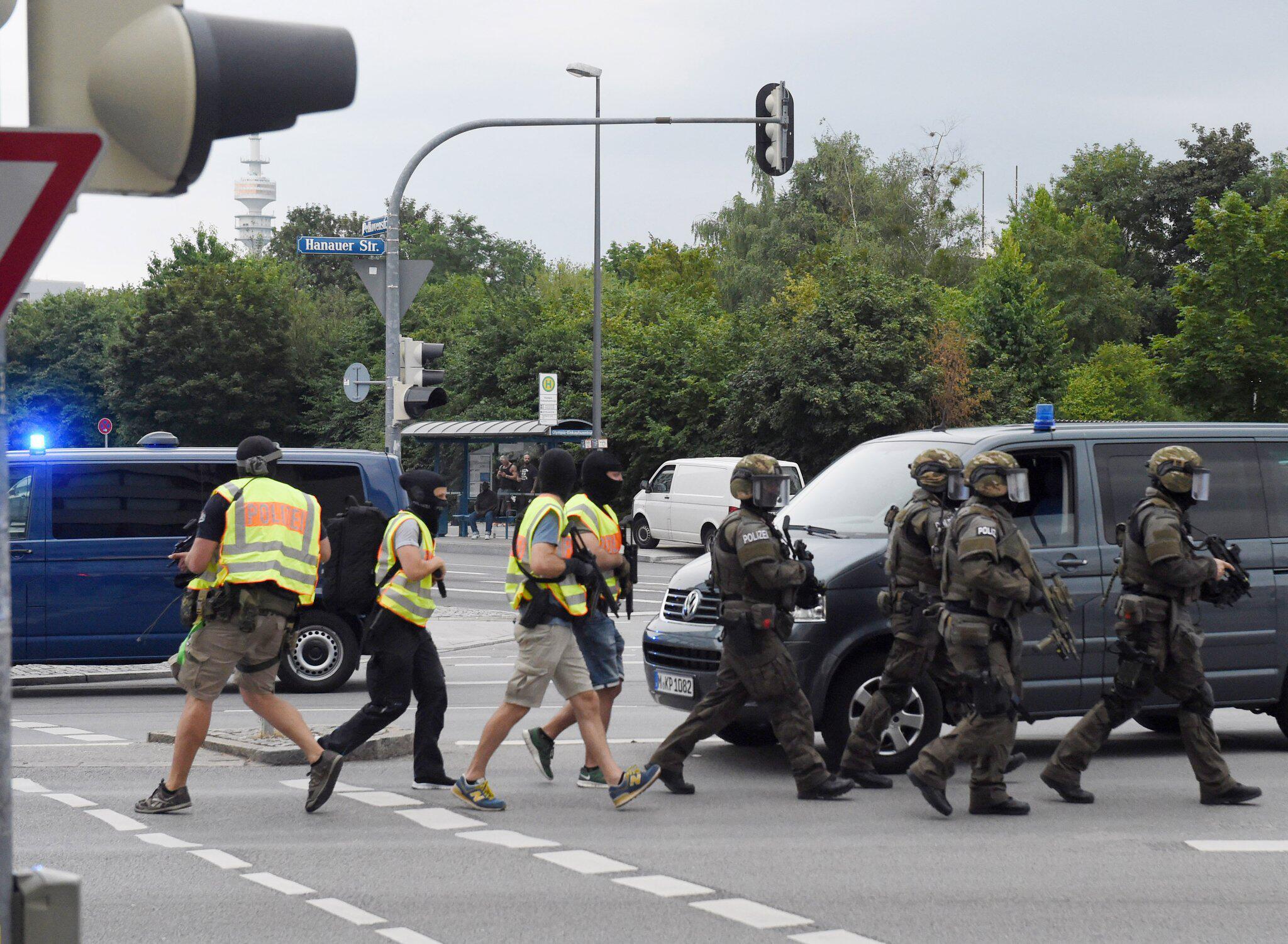 Bild zu Ermittler bewerten OEZ-Attentat neu: Rechtsradikal motiviert
