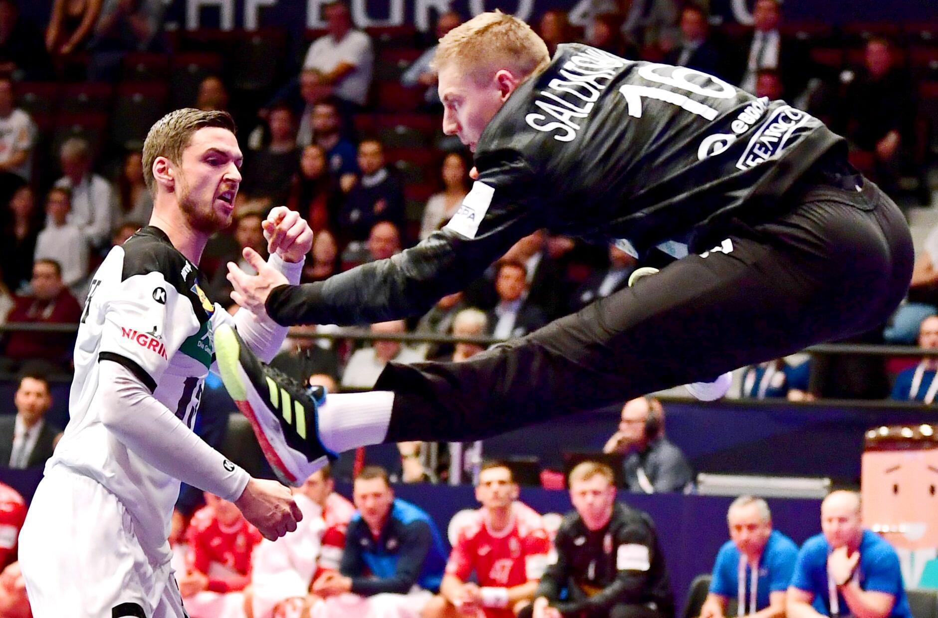 Bild zu Handball EM: Weißrussland - Deutschland