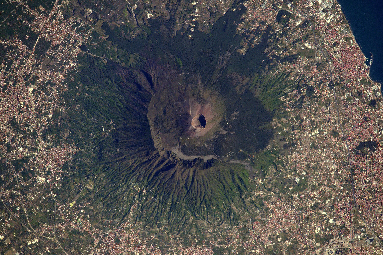 Bild zu Vesuv