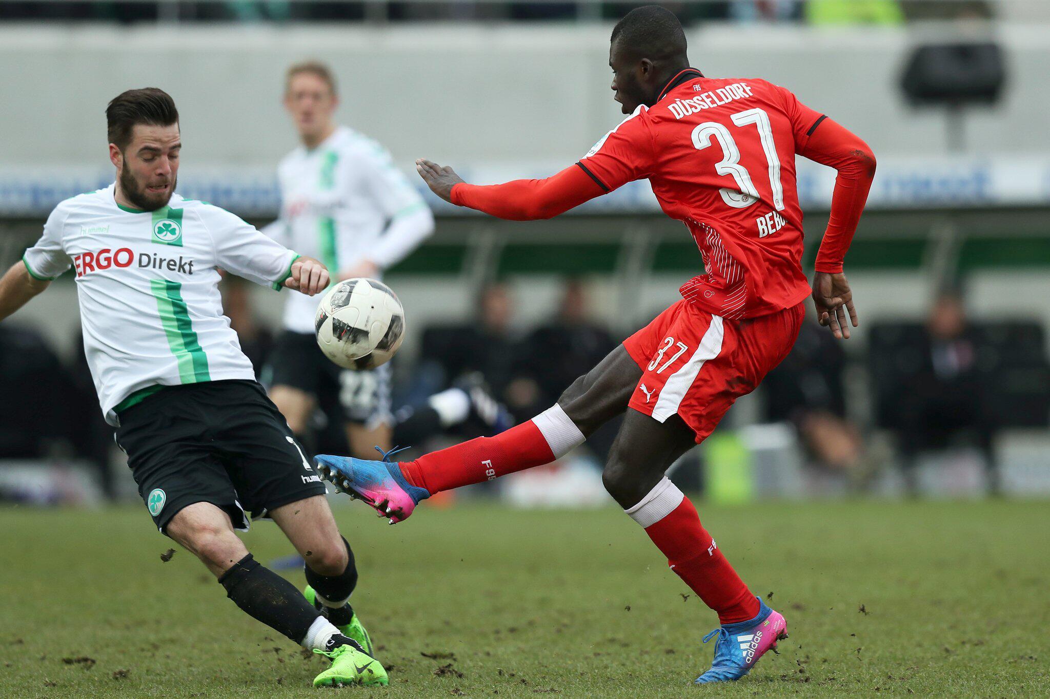 Bild zu SpVgg Greuther Fürth - Fortuna Düsseldorf