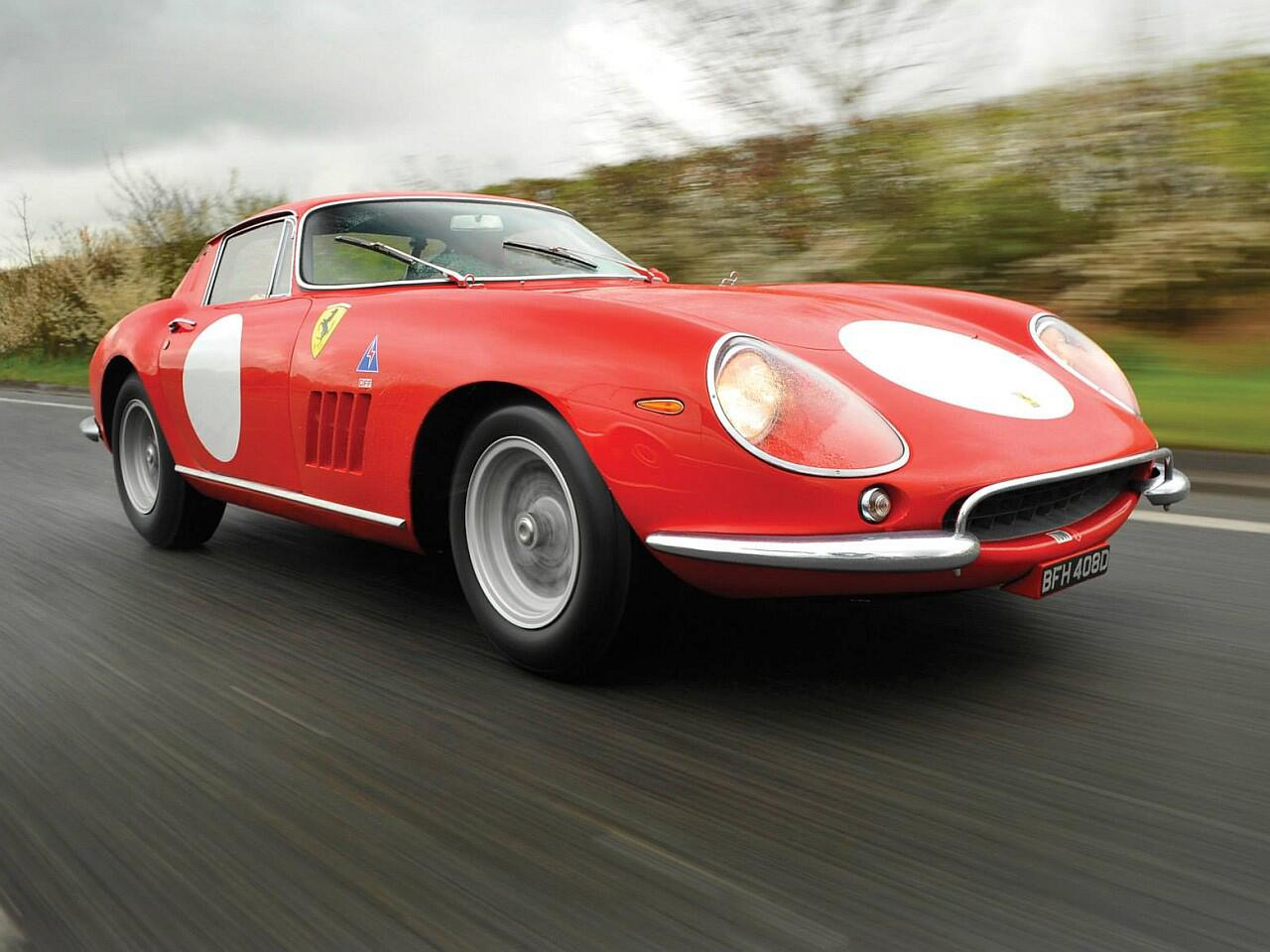 Bild zu Ferrari 275 GTB/C