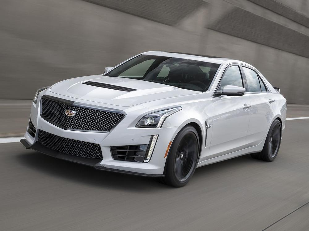 Bild zu Cadillac CTS