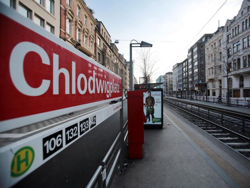 Bild zu Chlodwigplatz