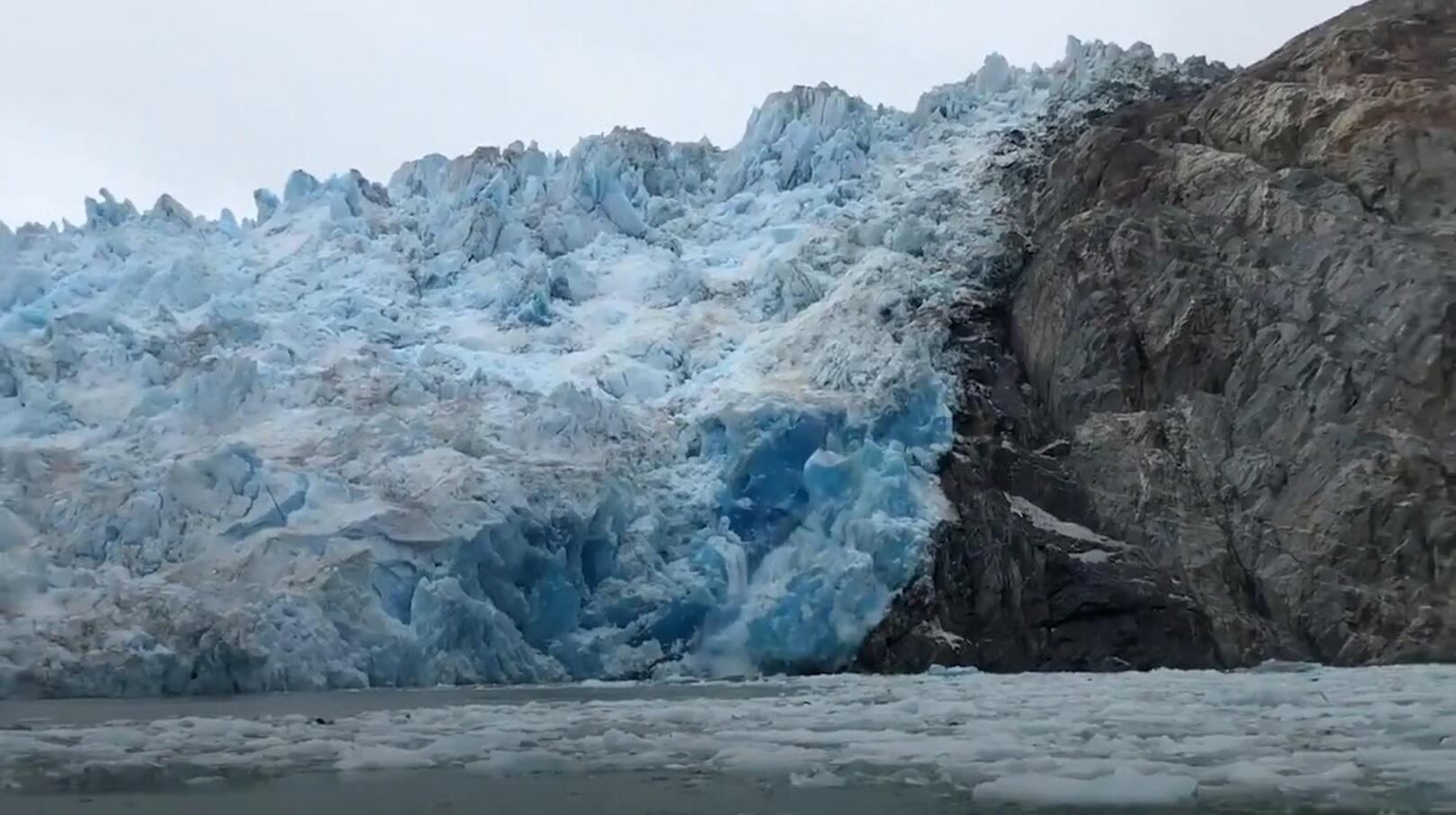 Bild zu Gletscher