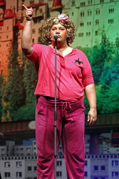Bild zu Ilka Bessin als Cindy aus Mahrzahn