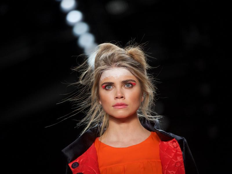 Bild zu Berliner Fashion Week - Anja Gockel