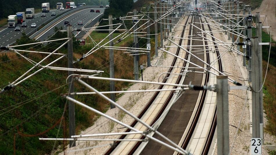 ICE-Strecke bei Nürnberg manipuliert