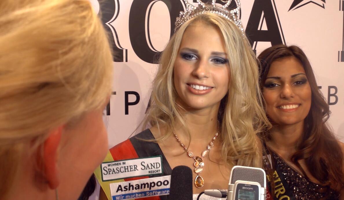 Bild zu Die Welt liebt Miss Germany