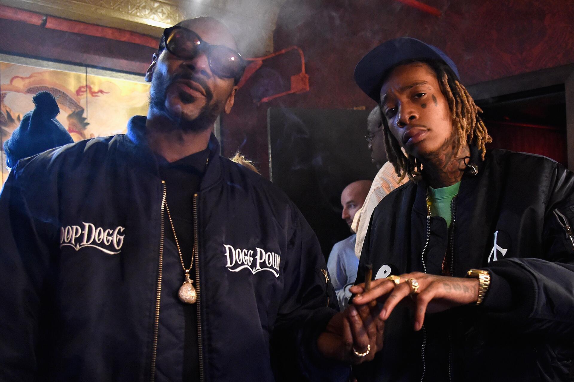 Bild zu Snoop Dogg, Wiz Khalifa