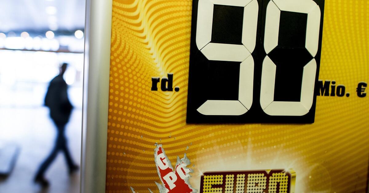 Eurojackpot 90 Millionen