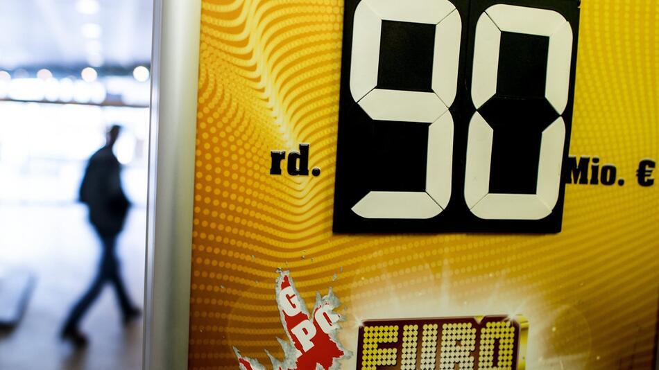 90 Millionen Euro im Eurojackpot