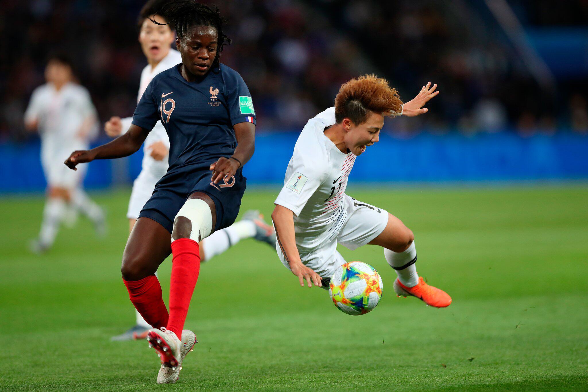 Bild zu Frauen-Fußball-WM: Frankreich - Südkorea