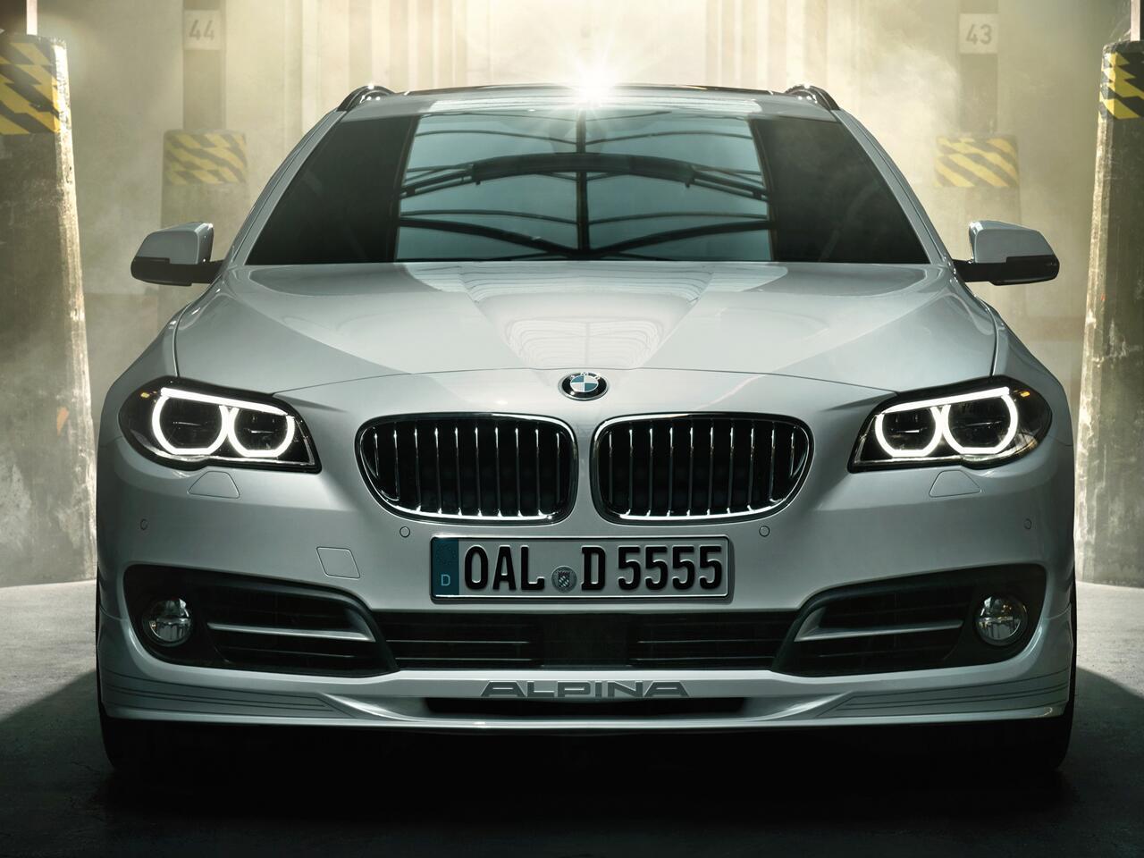 Bild zu BMW-Tuner Alpina wird 50: Ein Blick auf die Modelle der Edel-Raser