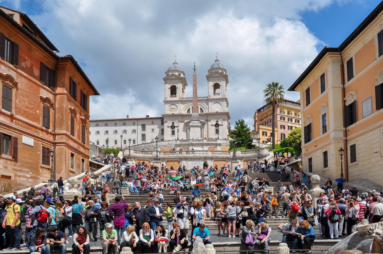 Bild zu Piazza di Spagna