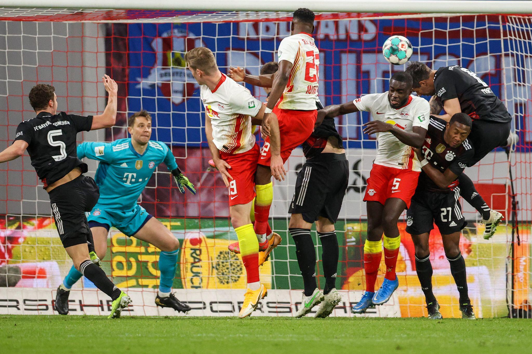 Bild zu RB Leipzig - Bayern München