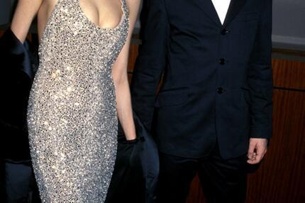 Angelina Jolie, Freund, Jonny Lee Miller
