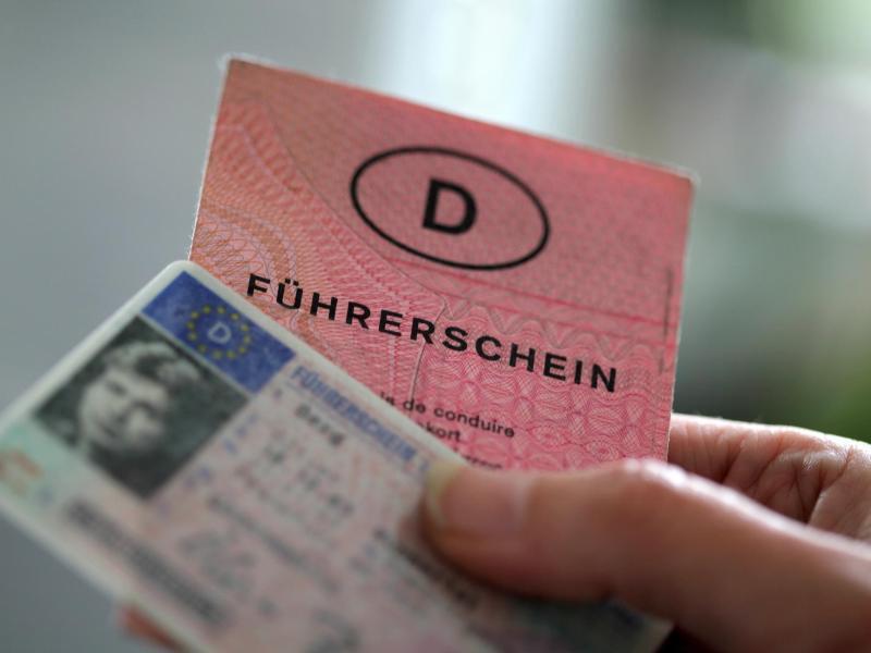 Bild zu Führerschein