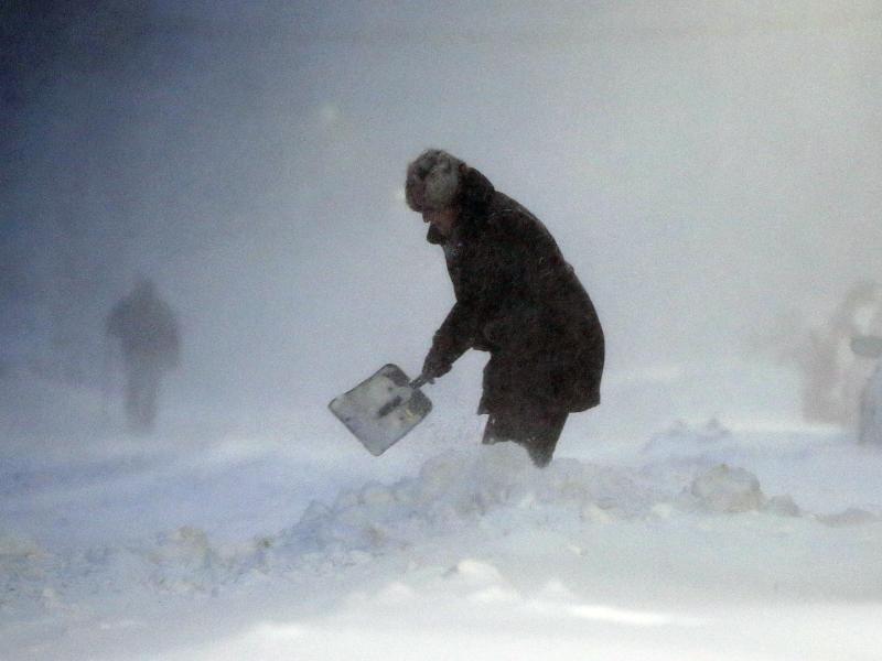 Bild zu Winter in den USA